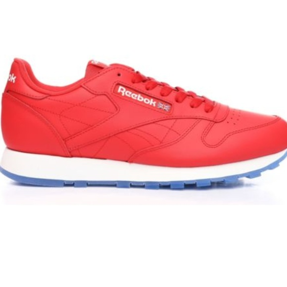 d9a137acc14a Reebok Classic Leather Primal Red